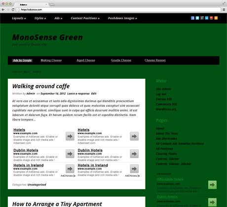 Monosense